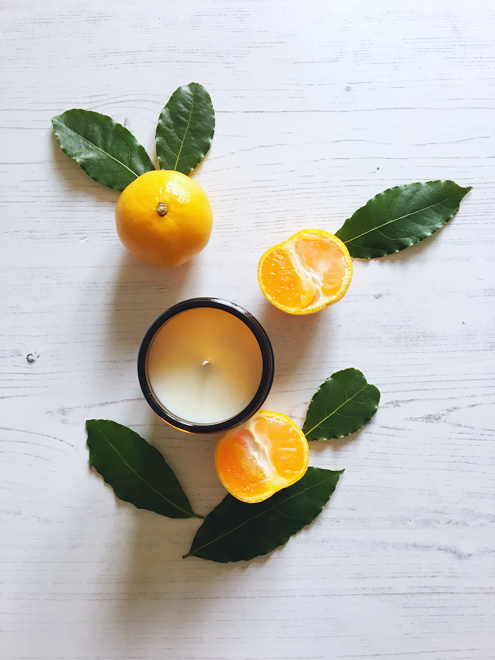 Mandarin soy candle, hazel and blue candles, lime basil and mandarin soy candle, citrus scents, citrus soy candle