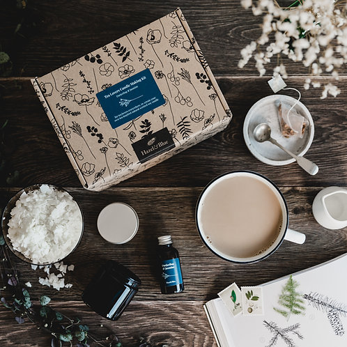 Tea Lovers Soy Candle Making Kit