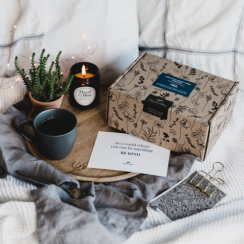 Calm & Cosy Soy Candle Making Kit