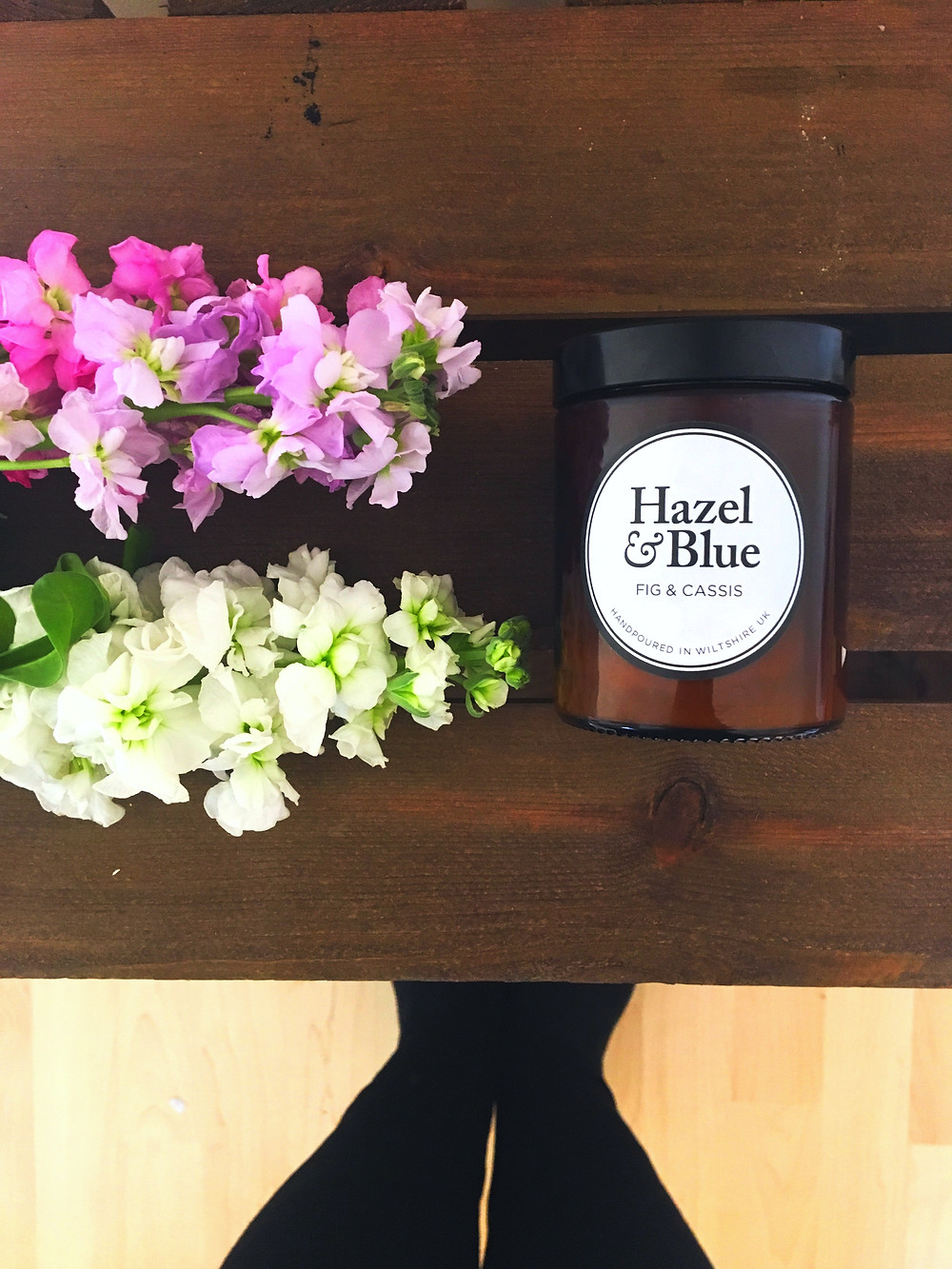 Scented stocks, Gillyflower, Stocks, Spring Flowers, Spring Candles,Soy wax Candles