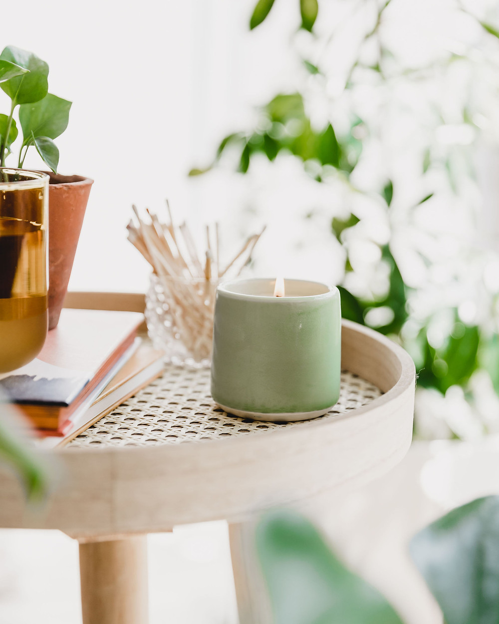 Summer Citronella Soy Candle
