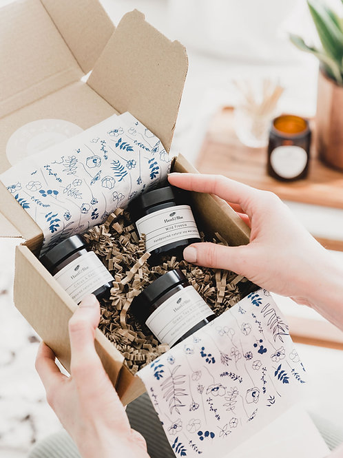 Mini Spring Candle Discovery Collection