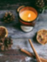 Spiced Orange winter candle.JPG