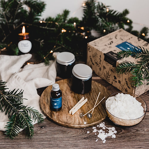 Christmas Soy Candle Making Kit