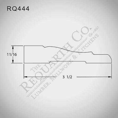 RQ444 Casing 11/16 x 3-1/2