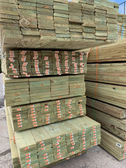 Requarth Treated Lumber