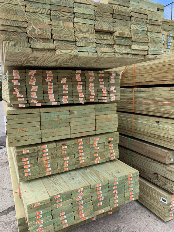 Requarth Treated Lumber