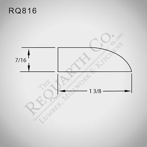 RQ816 Stop 7/16 x 1-3/8