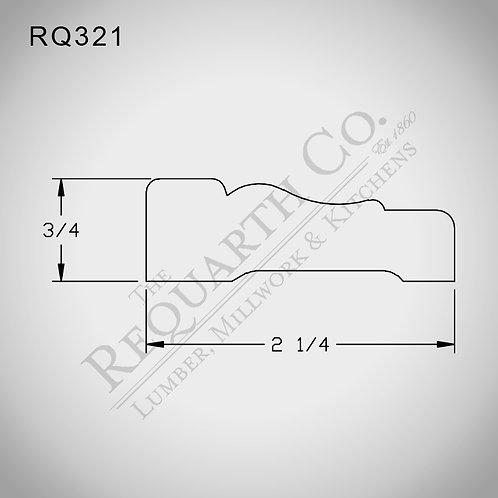 RQ321 Casing 3/4 x 2-1/4