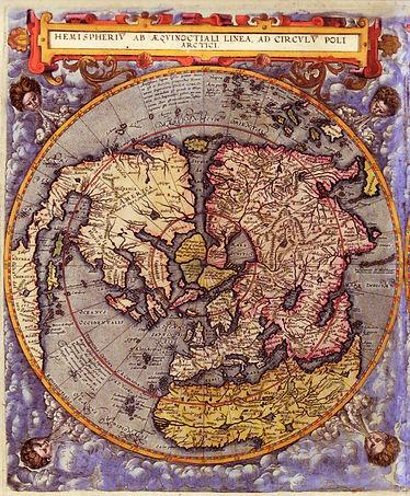 Carte par Gerard de Jode