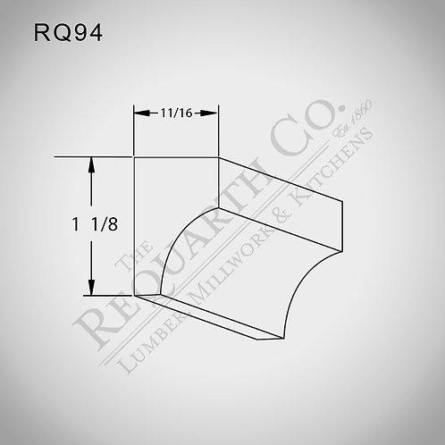 RQ94 Cove 11/16 x 1-1/8