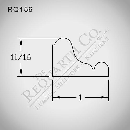 RQ156 Bead 11/16 x 1