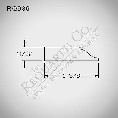 RQ936 Stop 11/32 x 1-3/8