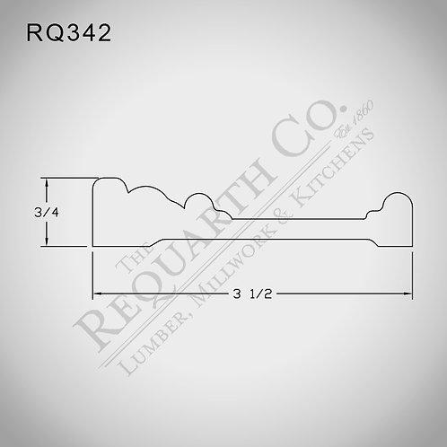 RQ342 Casing 3/4 x 3-1/2