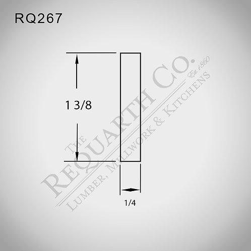 RQ267 Lattice 1/4 x 1-3/8