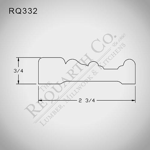 RQ332 Casing 3/4 x 2-3/4
