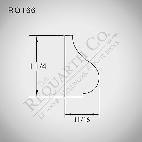 RQ163 Base Cap 11/16 x 1-3/8
