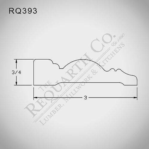 RQ393 Casing 3/4 x 3