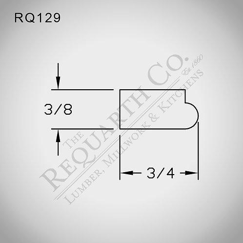 RQ129 Stop Bead 3/8 x 3/4