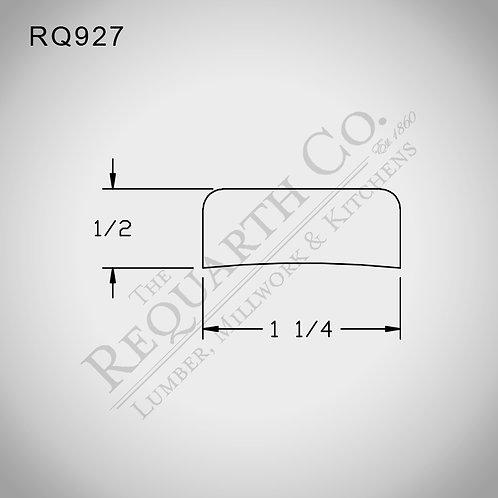 RQ927 Stop 1/2 x 1-1/4