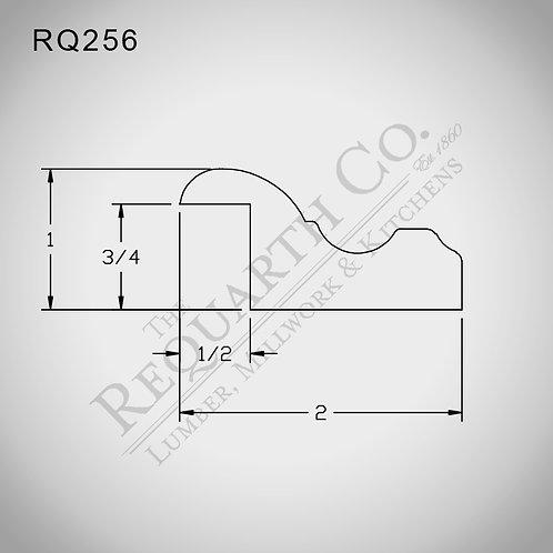 RQ256 Cap Mould 1 x 2
