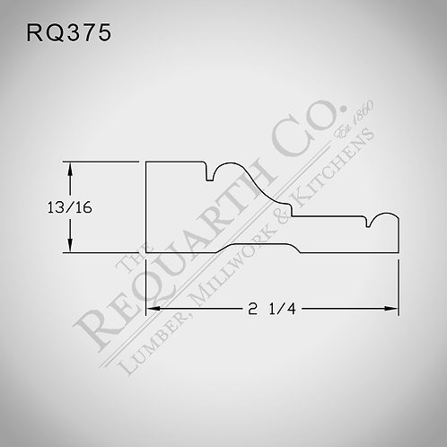 RQ375 Casing 13/16 x 2-1/4