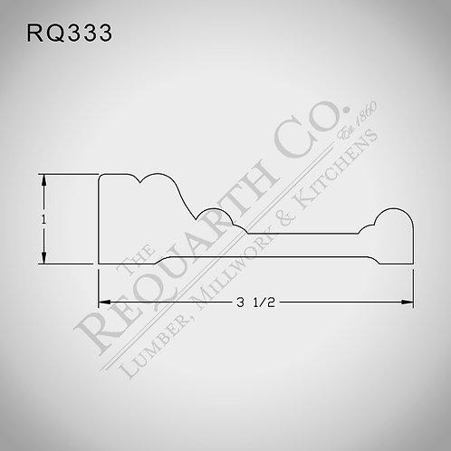 RQ333 Casing 1 x 3-1/2