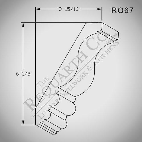 RQ67 Crown Mould 1 x 7-1/4
