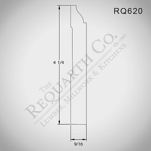 RQ620 Base 9/16 x 4-1/4