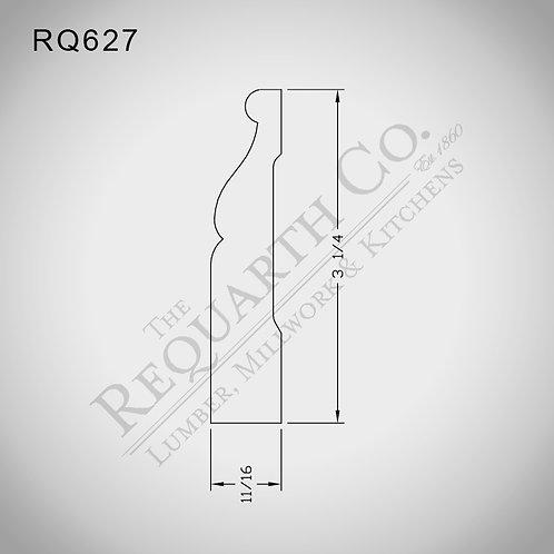 RQ627 Base 11/16 x 3-1/4