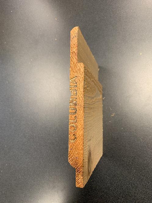 Channel Rustic KD Cedar 3/4x8