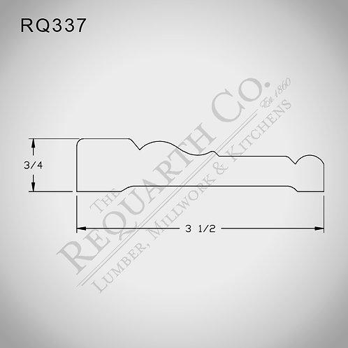 RQ337 Casing 3/4 x 3-1/2