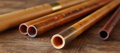 cinq flûtes du consort renaissance