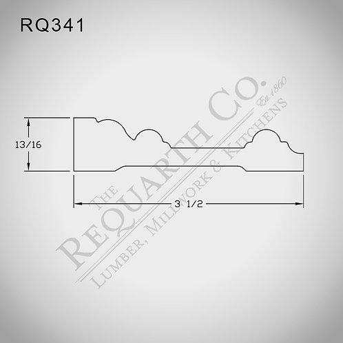 RQ341 Casing 11/16 x 3-1/2