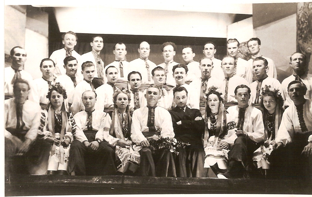 the first choir