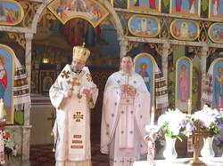 visit of bishop