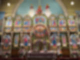 halifax ukrainian church ikonostas