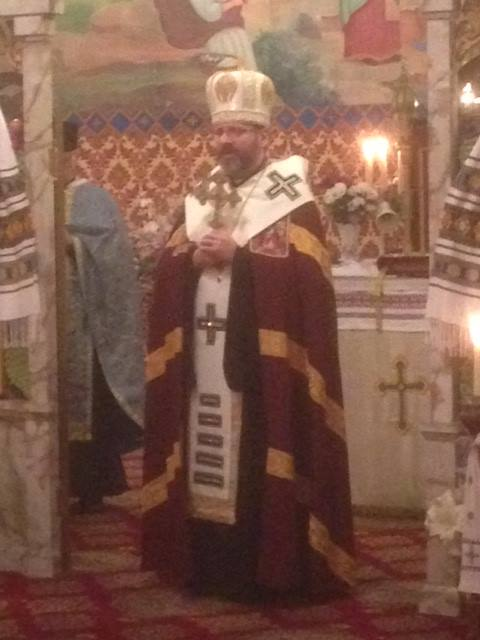 the patriarch in our church 2017