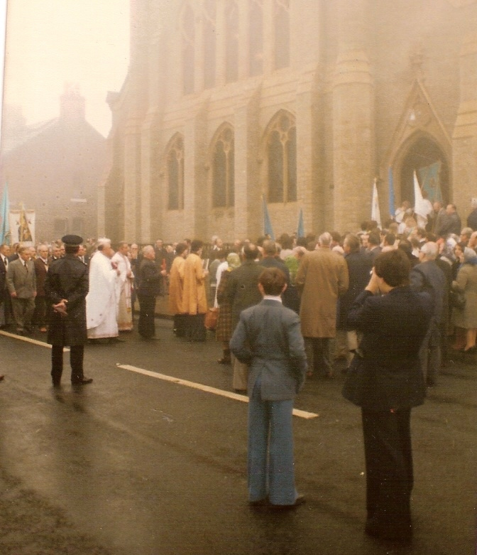 opening procession 1977
