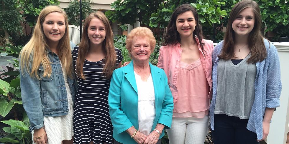 Deadline for Elizabeth Sternad Scholarship