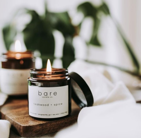 BARE CANDLE CO