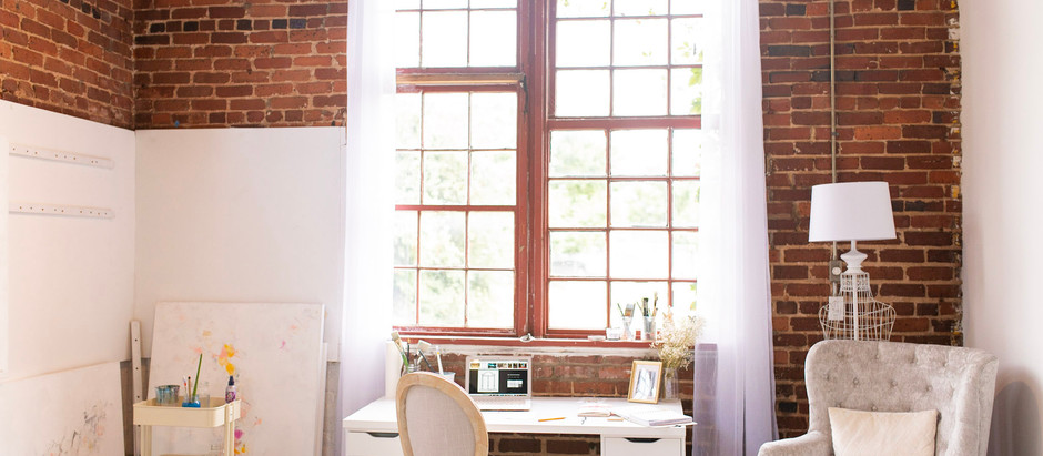Studio spaces: how to find the perfect one for you!