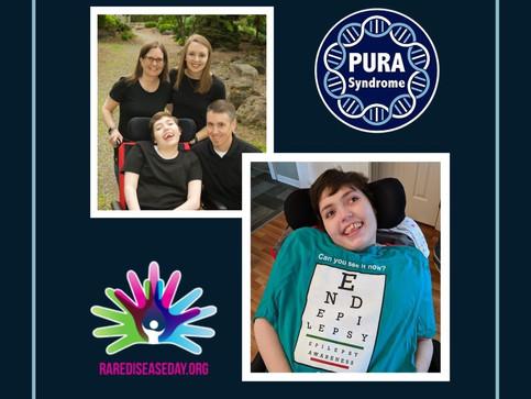 Megan's Rare Disease Day Story