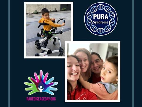 Joshi's Rare Disease Day Story