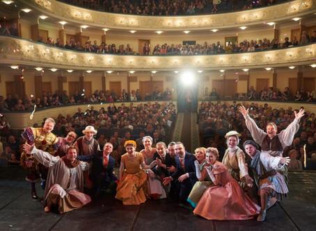 В скором времени в Москве откроются театры