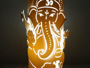 Diwali e a relação entre Ganesh e Lakshmi