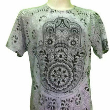 Camiseta Mão de Fátima