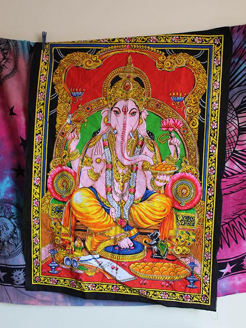 Ganesha Pano de Parede