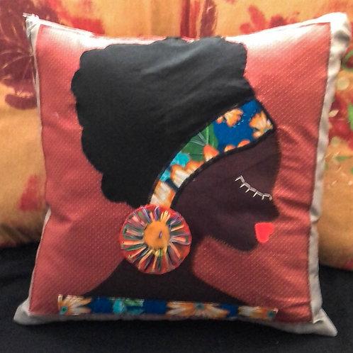 Capa para Almofada Mama África