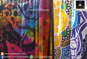 Colchas Indianas